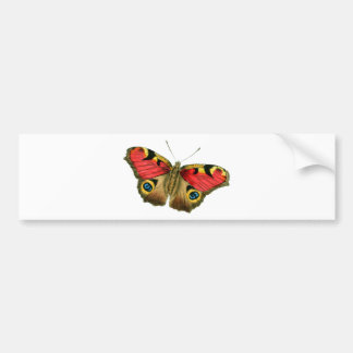 butterfly-9-eop bumper sticker