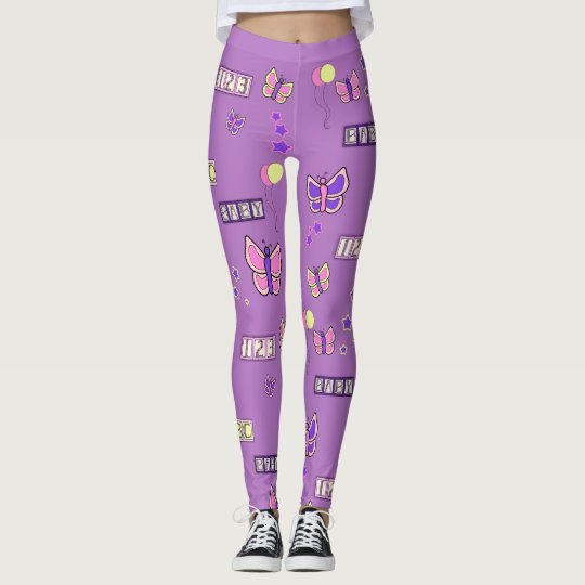 Butterfly ABDL/ABDL leggings/Baby 4 Life Leggings