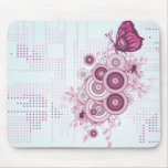 Butterfly Abstract Mousepad