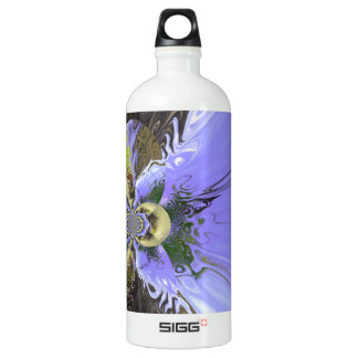 Butterfly Abstract Water Bottle