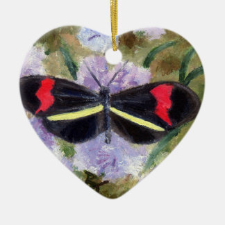 Butterfly aceo Ornament