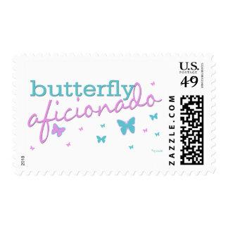 Butterfly Aficionado Stamp