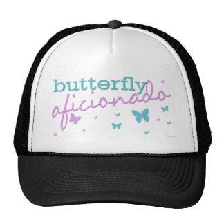 Butterfly Aficionado Trucker Hat