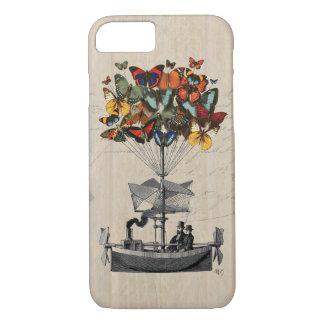 Butterfly Airship 2 iPhone 7 Case