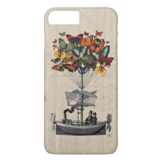 Butterfly Airship 2 iPhone 7 Plus Case