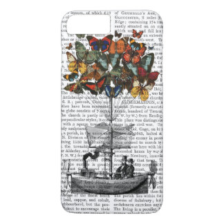 Butterfly Airship iPhone 7 Plus Case