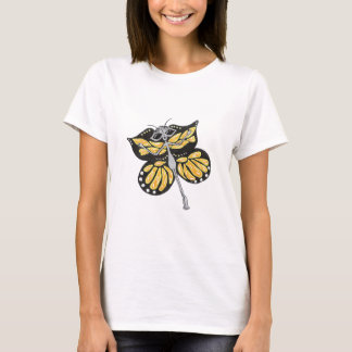 Butterfly Alien T-Shirt