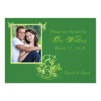 Butterfly Alley Photo Invitation