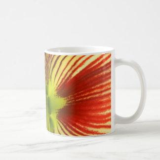 Butterfly Amaryllis Coffee Mug