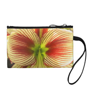 Butterfly Amaryllis Coin Wallet