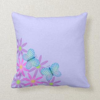 Butterfly American MoJo Pillow