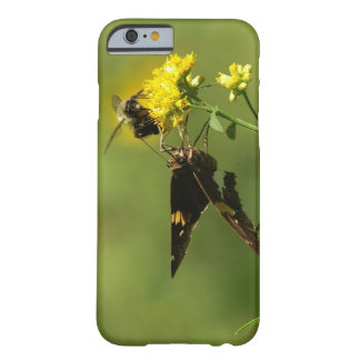 Butterfly and Bee, iPhone 6 Case.