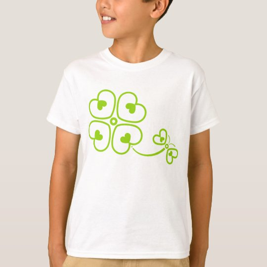 Butterfly_and_Clover T-Shirt