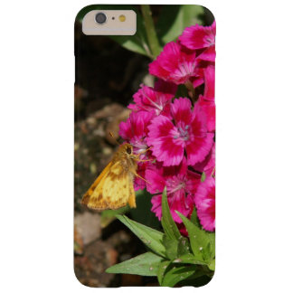 Butterfly and Flower, iPhone 6 Plus Case.