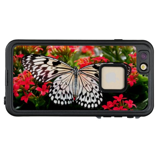 Butterfly And Flowers LifeProof FRĒ iPhone 6/6s Plus Case