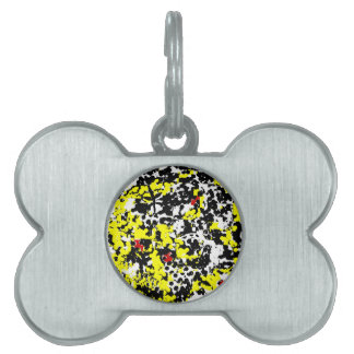 Butterfly and Lady Bugs Pet Tags