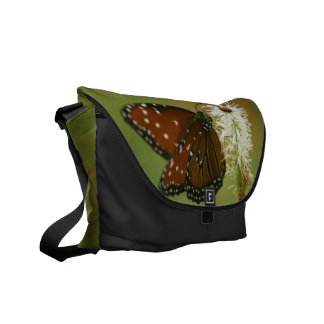 Butterfly and Ladybug Commuter Bags