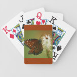 Butterfly and Ladybug Playing Cards