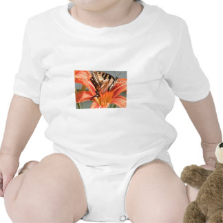 Butterfly and Lilly t-shirt