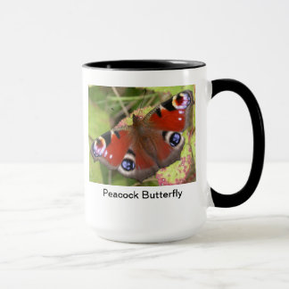 Butterfly and Moth mug