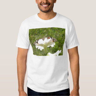 Butterfly and Petunia T-Shirt