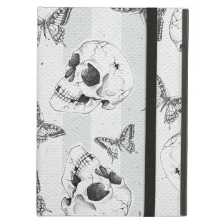 Butterfly and skulls cover for iPad air