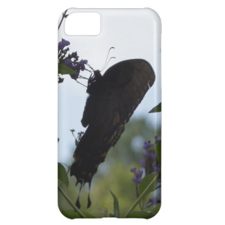 Butterfly and Sky Cover For iPhone 5C