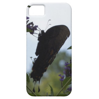 Butterfly and Sky iPhone SE/5/5s Case