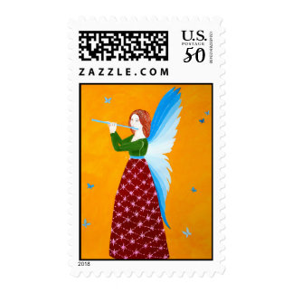 Butterfly Angel Postage