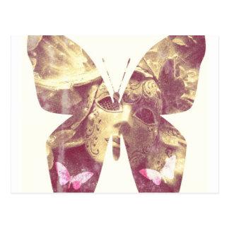 Butterfly Angel Postcards