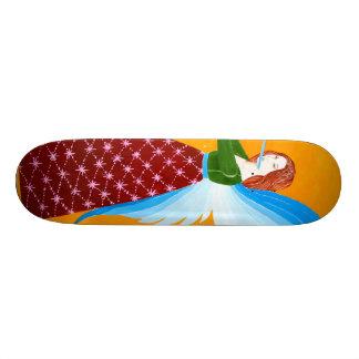 Butterfly Angel Skateboard Deck