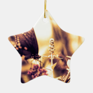 Butterfly Apparel Christmas Ornament