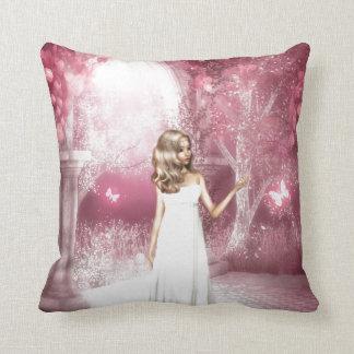 Butterfly Arch Pillow