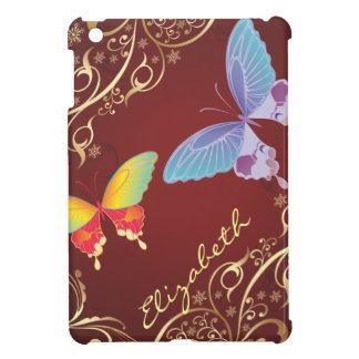Butterfly Art 1 iPad Mini Cases