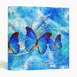 Butterfly Art 37 Binder
