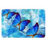 Butterfly Art 37 Pemium Magnet Magnet