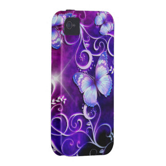 Butterfly Art 3 Case-Mate Case iPhone 4 Covers