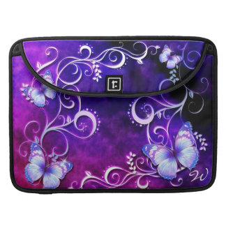 Butterfly Art 3 Mac Book Sleeve