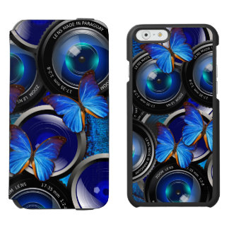 Butterfly Art 44 iPhone 6/6s Wallet Case