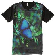 Butterfly Art 63 All-Over Print T-shirt