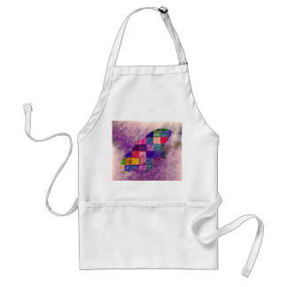 Butterfly Art Adult Apron