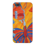 BUTTERFLY ART CASES FOR iPhone 5