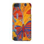 BUTTERFLY ART iPod TOUCH (5TH GENERATION) COVERS