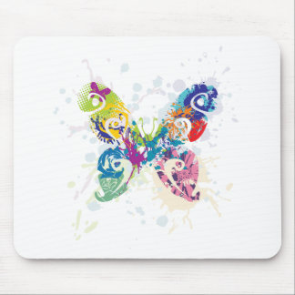 Butterfly Art Mouse Pad