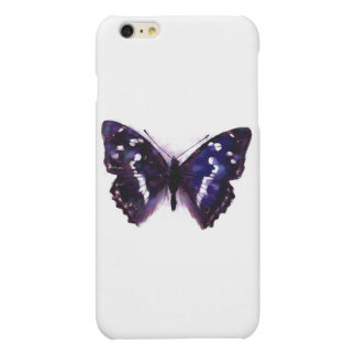 Butterfly Artwork iPhone 6 Plus Matte iPhone 6 Plus Case