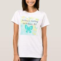 Butterfly Asthma T-shirt