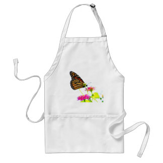 Butterfly at the Buffet Adult Apron