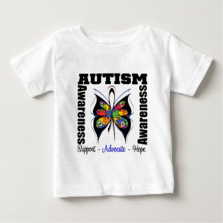 Butterfly Awareness - Autism Shirts