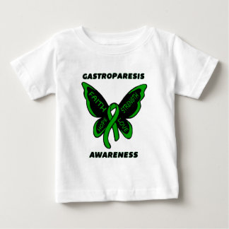 Butterfly/Awareness...Gastroparesis Tee Shirt
