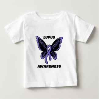 Butterfly/Awareness...Lupus Baby T-Shirt